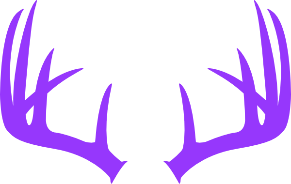 600x380 Collection Of Free Antler Drawing Single Download On Ui Ex