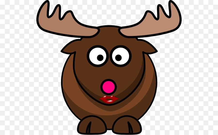 900x560 Deer, Cartoon, Drawing, Transparent Png Image Clipart Free Download