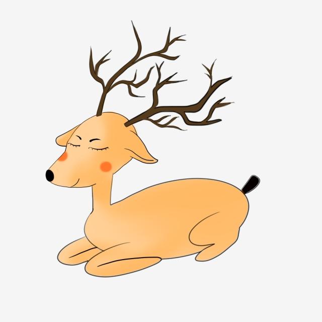 640x640 Deer Bone, Deer Clipart, Bone Clipart, Line Drawing Animals Png