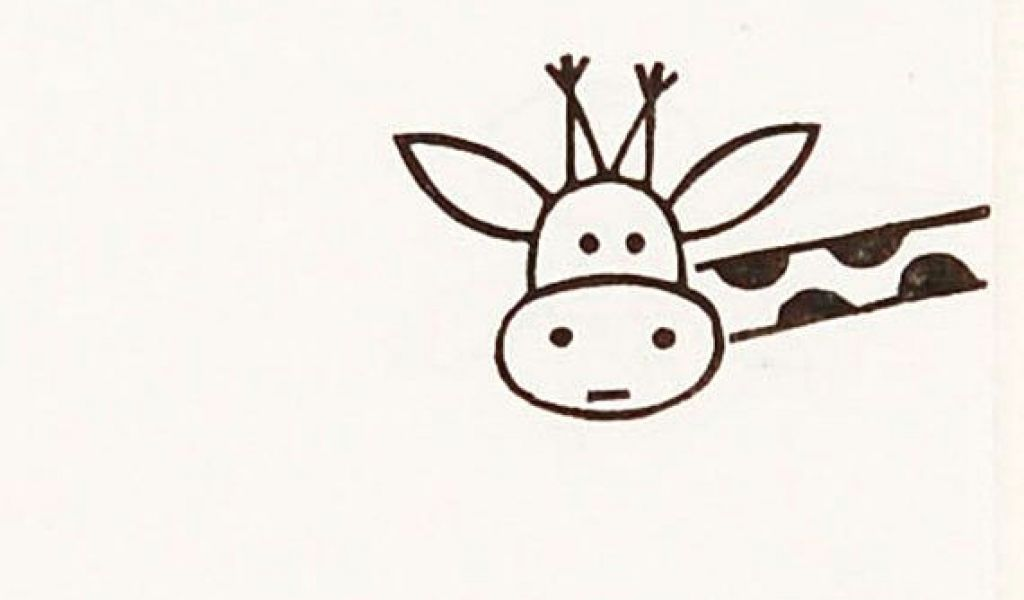 1024x600 Easy Drawings Deer Pin Od Aleksandra Foto Na Rysunek
