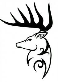 188x268 Image Result For Deer Skull Drawing Easy Wood Projects Deer