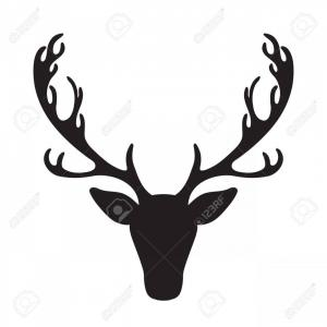 300x300 Hd Easy Pencil Drawings Of Deer Vector Photos Sohadacouri