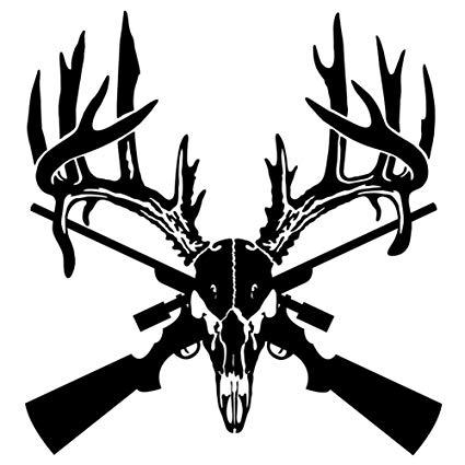 425x425 Clearance Sale Deer Hunting Buck Head Rifle