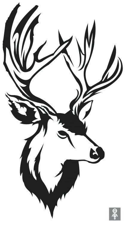 418x750 Deer Head Art Stag Wall Jauntify