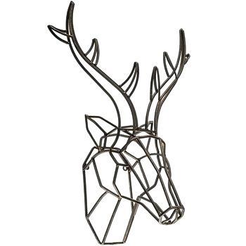 350x350 Deer Head Pictures Deer Head Stencil Deer Head Pictures Clip Art