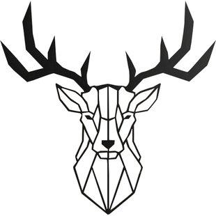 310x310 Deer Head Wall Art Wayfair Ca