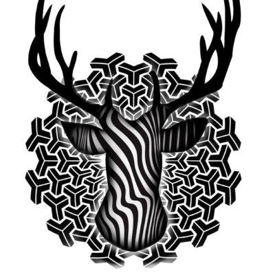 400x400 Sketch Art, Pencil Drawings Tag Deer Archives