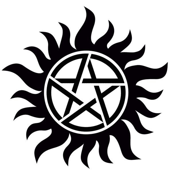 600x600 Collection Of Supernatural Demon Tattoo Images In Collection