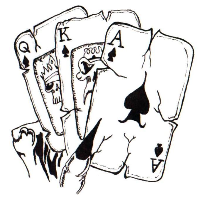 692x688 Devil Cards Gambling Tattoo Design