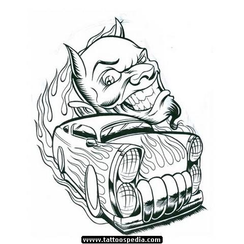 480x480 Devil Tattoo Images Designs