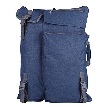 425x425 artist canvas painting bag, artist portfolio