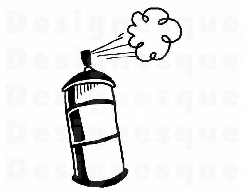 794x635 spray can spray can deodorant hairspray can etsy