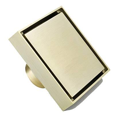 425x425 td floor drain all bronze deodorant bathroom