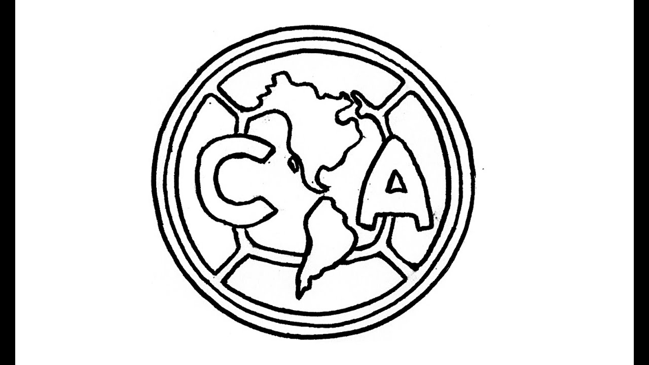 1280x720 How To Draw The Club Logo
