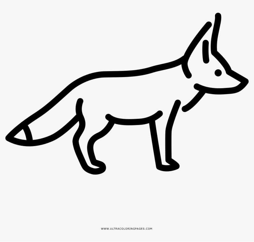 820x782 Fennec Fox Fall Coloring Page, Printable Fennec Fox