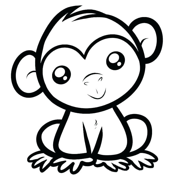 700x719 How To Draw Easy Animals How To Draw Easy Cute Cartoon Animals