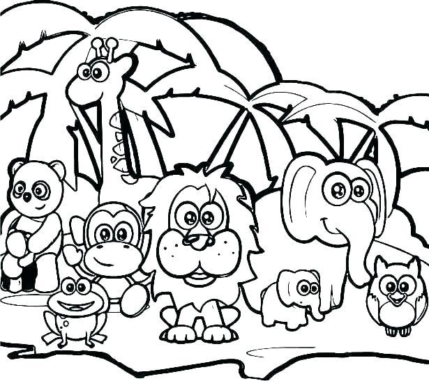 615x547 Draw Easy Animals
