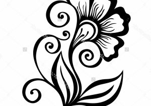 300x210 Flower Design Drawing In Pencil Shading Flowers Pencil Shading