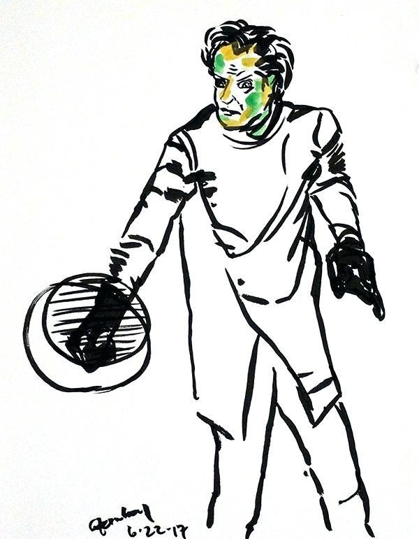 600x771 drawing of frankenstein frankenstein designer
