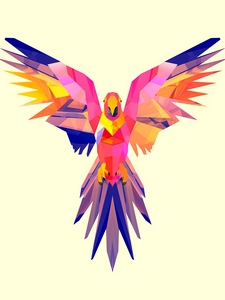 225x300 Parrot Old Mobile, Cell Phone, Smartphone Wallpapers Hd, Desktop