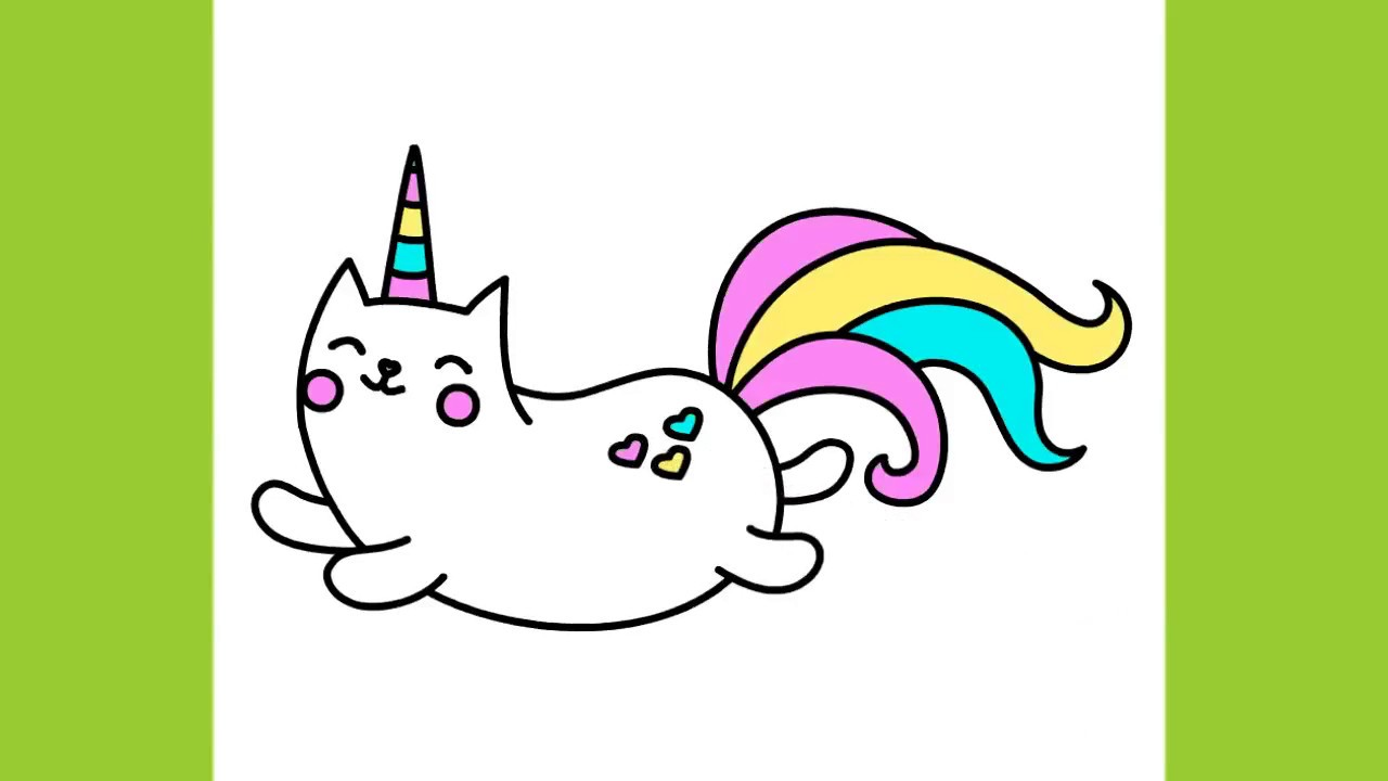 Despicable Me Unicorn Drawing | Free download on ClipArtMag