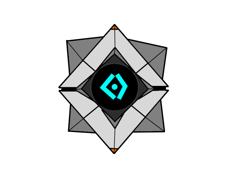800x600 Collection Of Free Destiny Drawing Ghost Download On Ui Ex