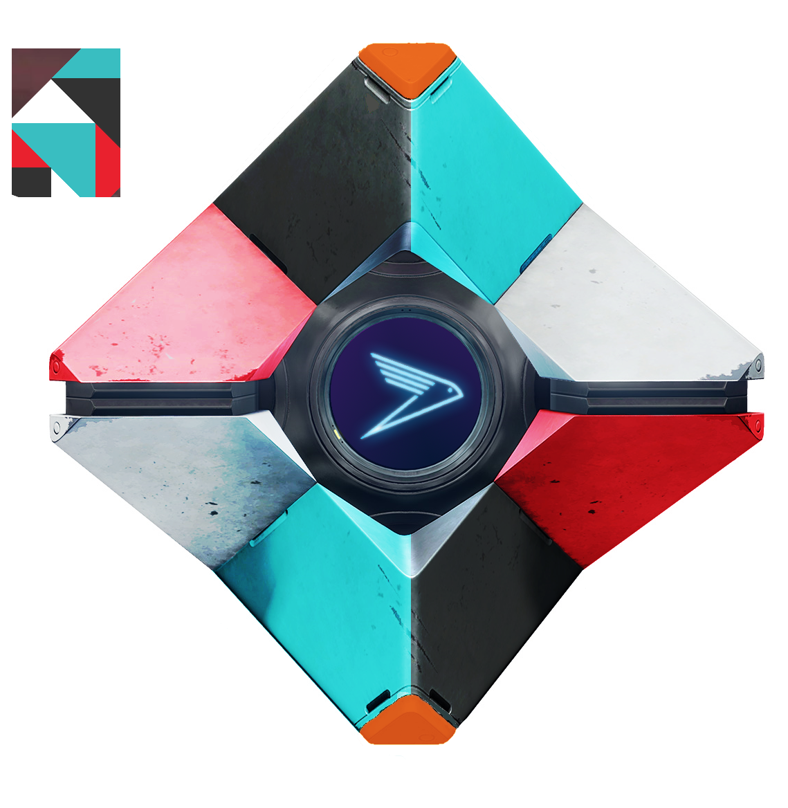1139x1168 Destiny Ghost Png Images In Collection