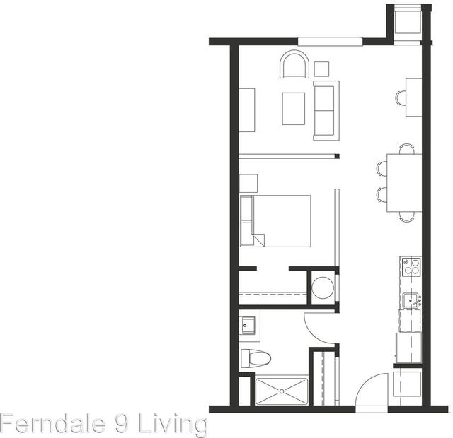 640x620 Bedroom