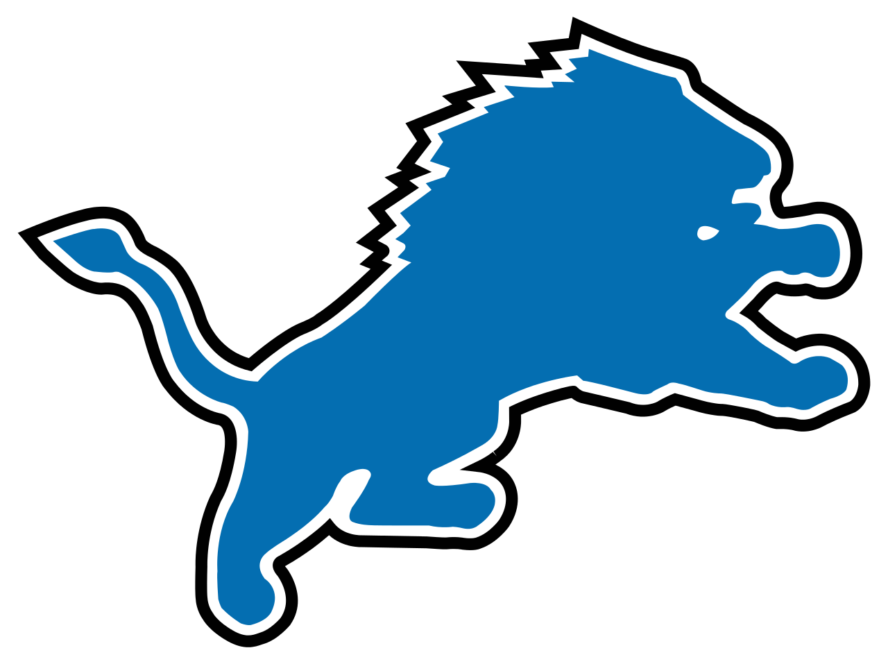 Collection Of Detroit Lions Clipart Free Download Best