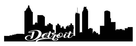 570x193 Detroit Skyline Quote Silhouette Jack