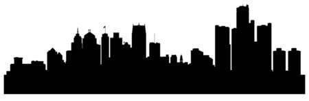 450x147 Stunning Detroit Cityscape Artwork For Sale On Fine Art Prints