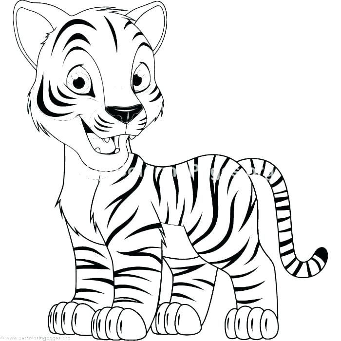 700x700 detroit tigers coloring pages coloring pages tigers tiger