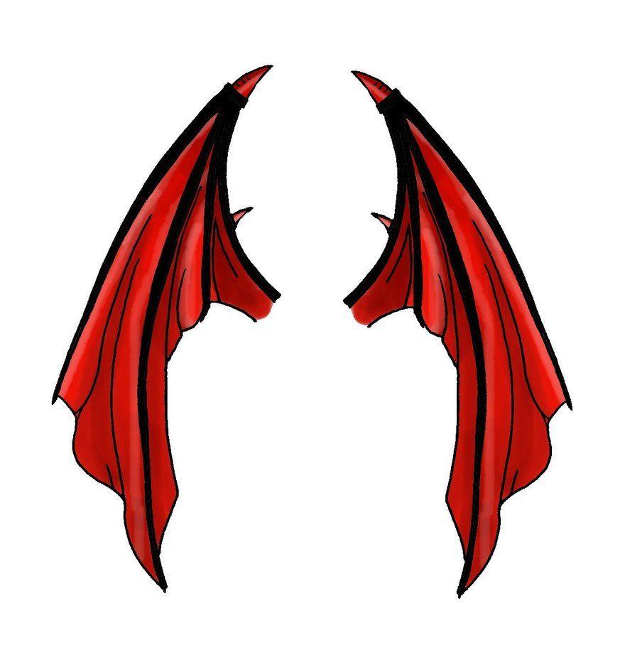 873x915 Drawings Of Satan And Demons Devil Wing