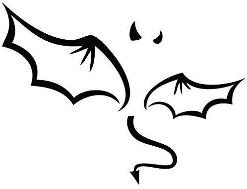 498x380 Wings Devil