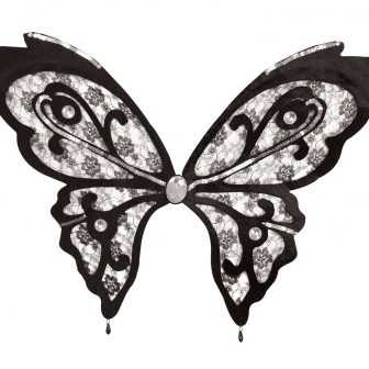 336x336 Butterfly Easy Devil Wings Drawing Pictures Unicorn Step