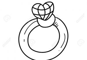 300x210 diamond ring cartoon drawing how to draw cartoon diamond ring