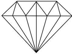 Diamond Drawing Easy