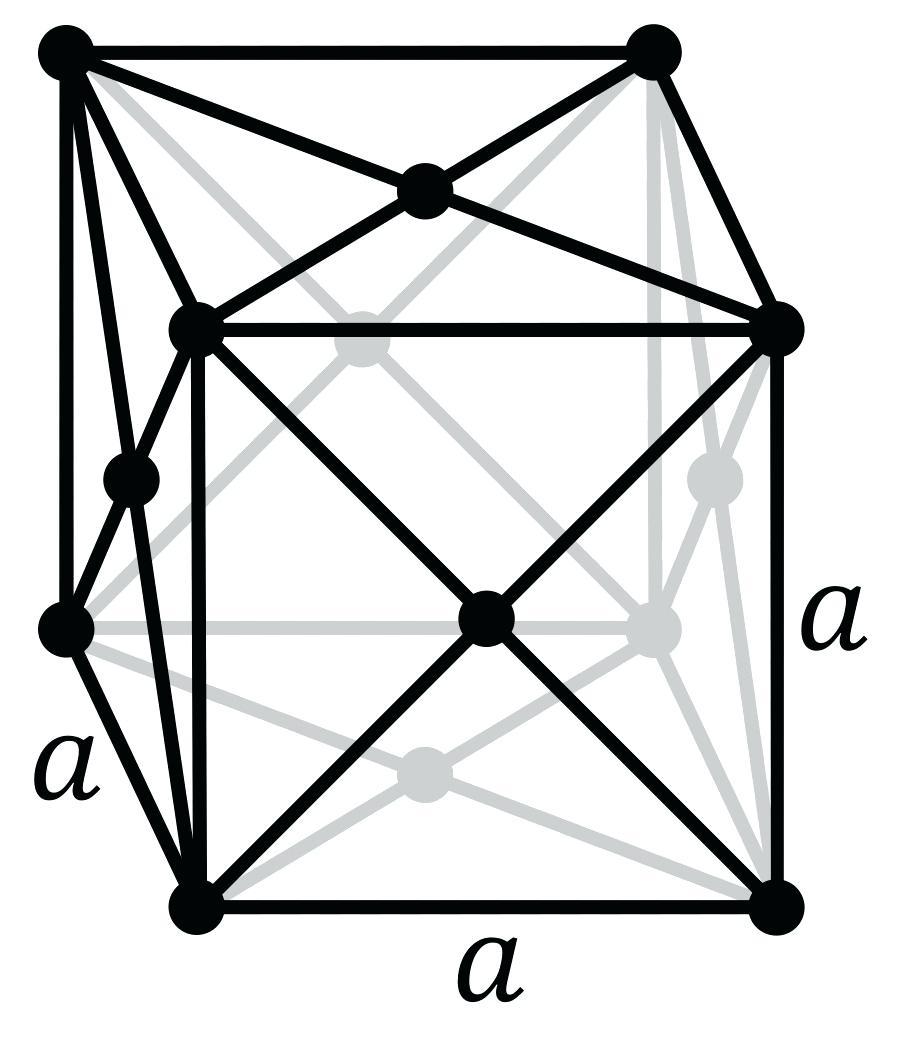 900x1040 diamond line drawing math cubic crystal system crystal system