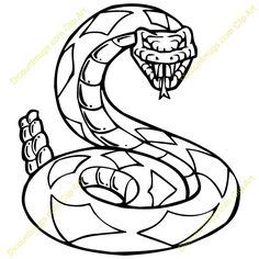 236x236 fascinating rattlesnake tattoo images snakes, rattlesnake