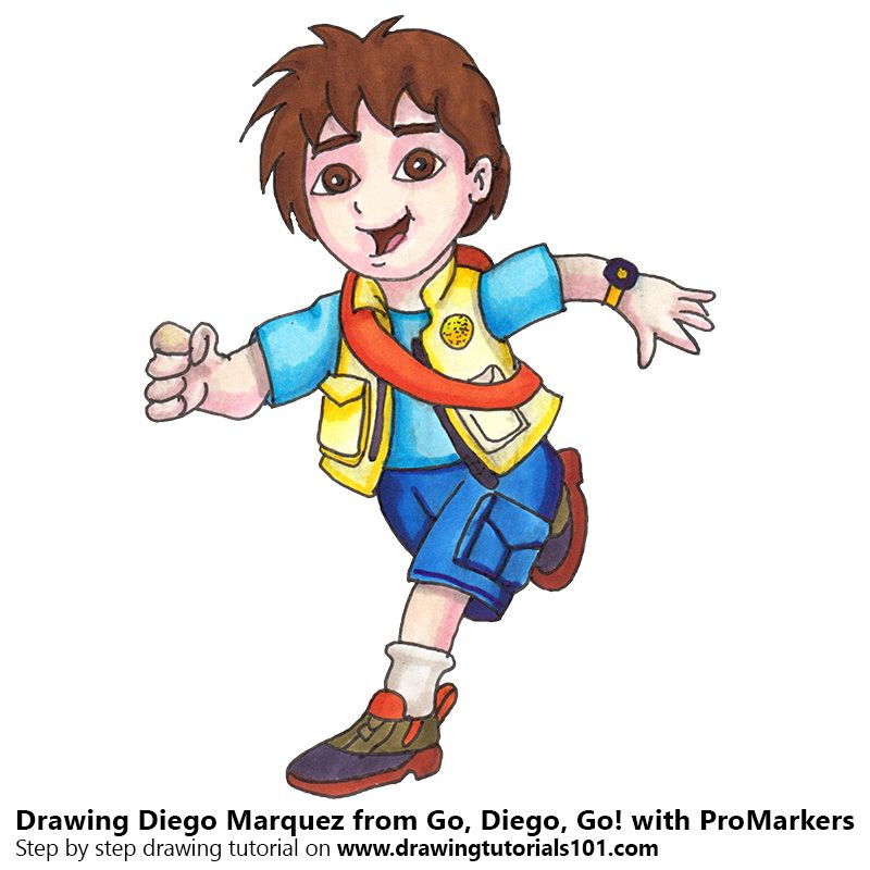 800x800 diego marquez from go diego go! with promarkers