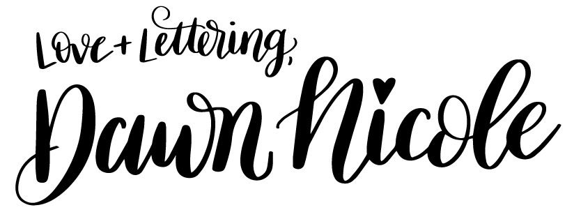 Different Lettering Styles For Drawing