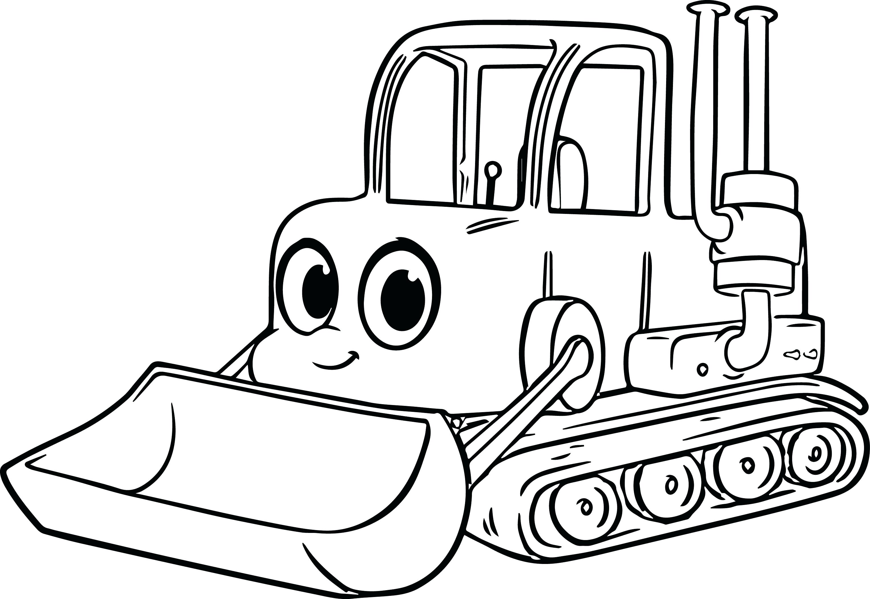 Digger Drawing Free Download Best Digger Drawing On