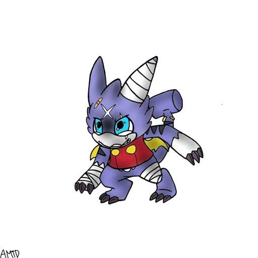 512x512 Gumdramon Drawing Digimon Amino