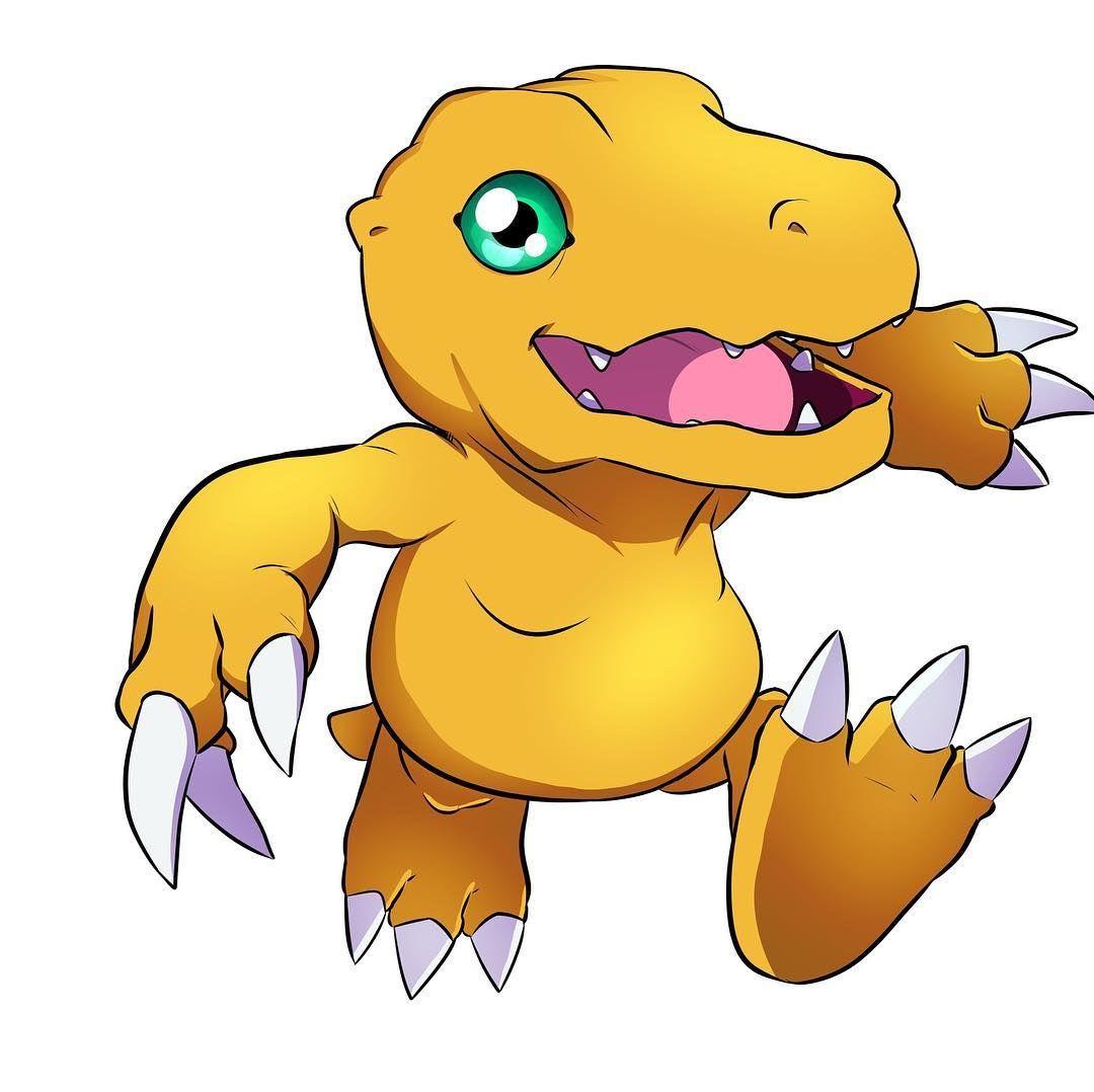 1080x1078 Digital Monsters!