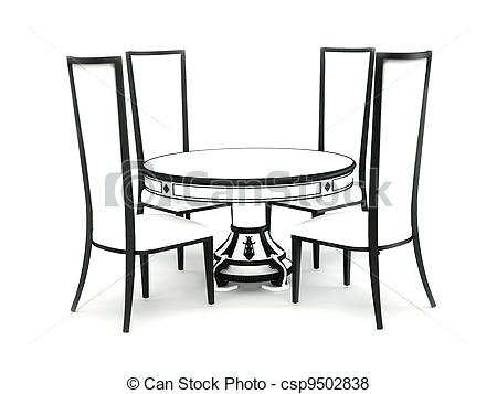 450x357 round table with stools round table clip art decor of table
