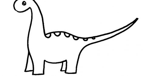 471x250 Easy Dinosaur Head Drawing T Rex Cute And I Fertility