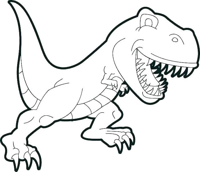 700x605 Dinosaur Bones Coloring Pages