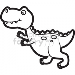 250x250 T Rex Clipart Dinosaur Drawing, Picture