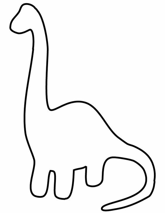 564x729 Sewing For Babies Dinosaur Coloring