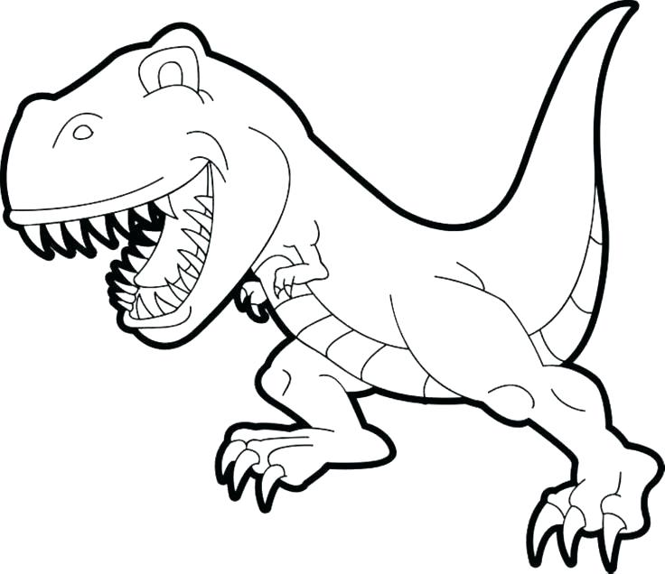 736x636 simple t rex drawing how to draw a t for kids simple t rex drawing